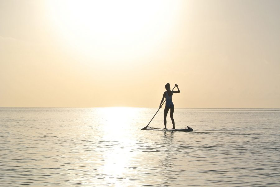 STAND UP PADDLING, lang weekend ibiza