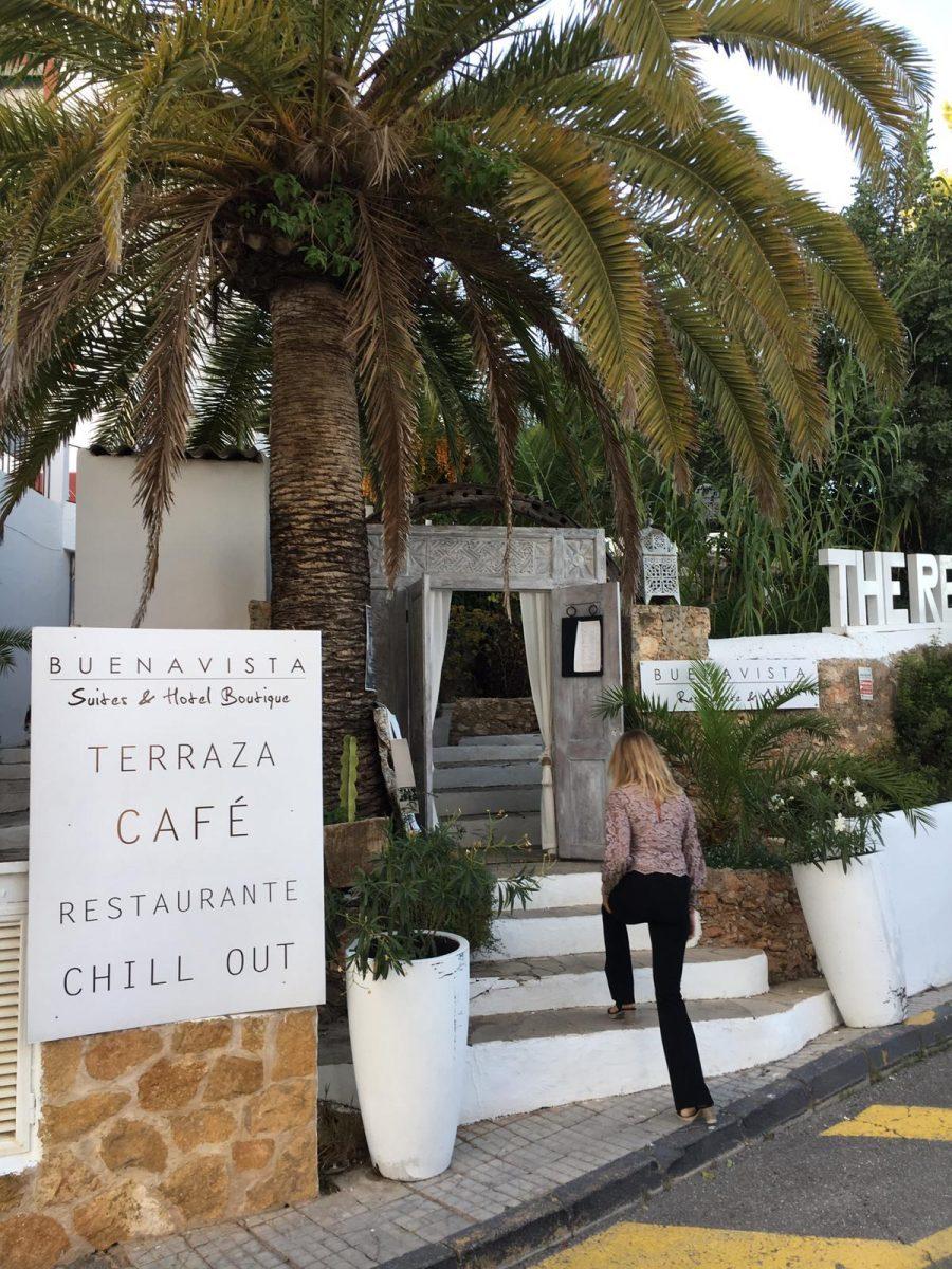 Buenavista Suites & Lounge Ibiza, beste restaurants van santa eularia