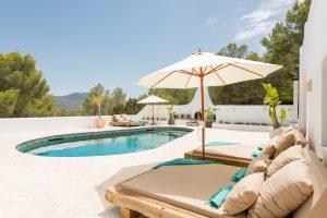villa's voor een yoga retreat op Ibiza, ibiza vakantie villas