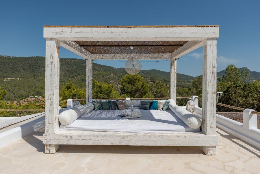 Villa la Vida, villa's voor een yoga retreat op Ibiza, ibiza vakantie villas
