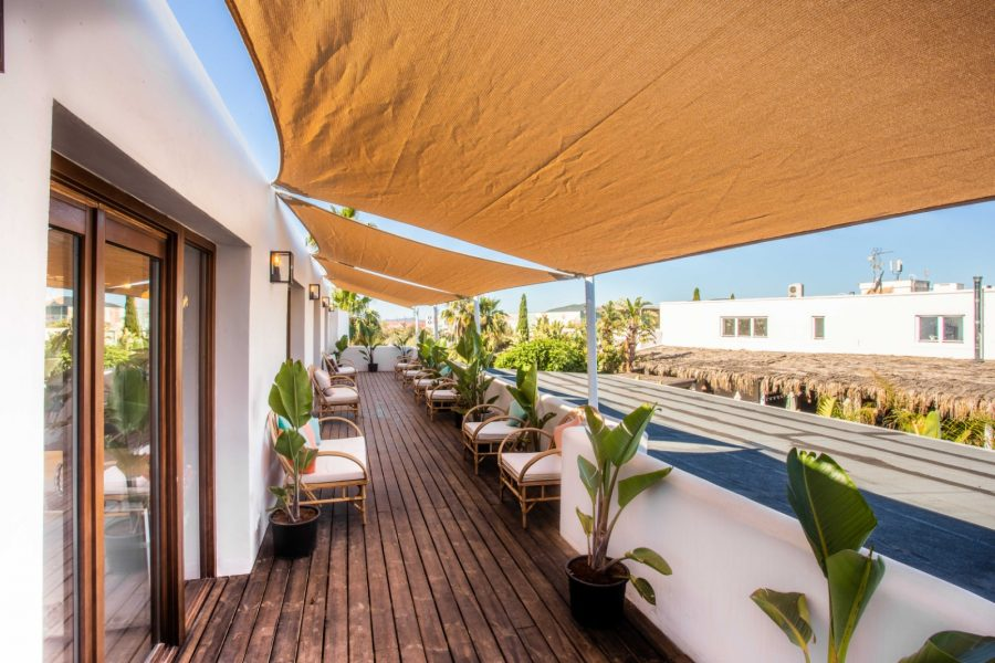 Flexwerken en co-working spaces op Ibiza, The Hub