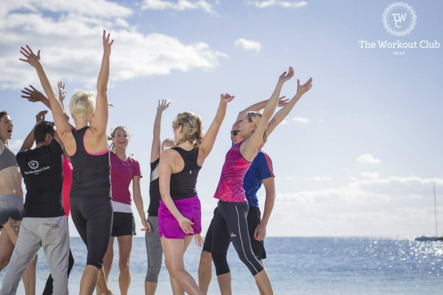 sportscholen op Ibiza, the workout club Ibiza